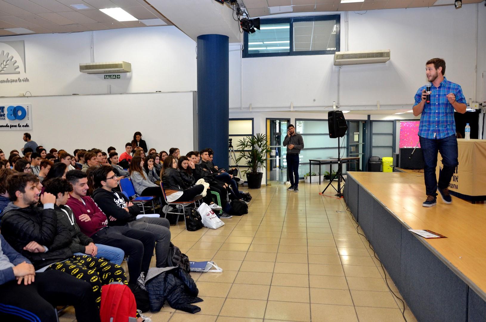 Se realizó Expouniversidad, el encuentro que ayuda a los estudiantes a definir su vocación