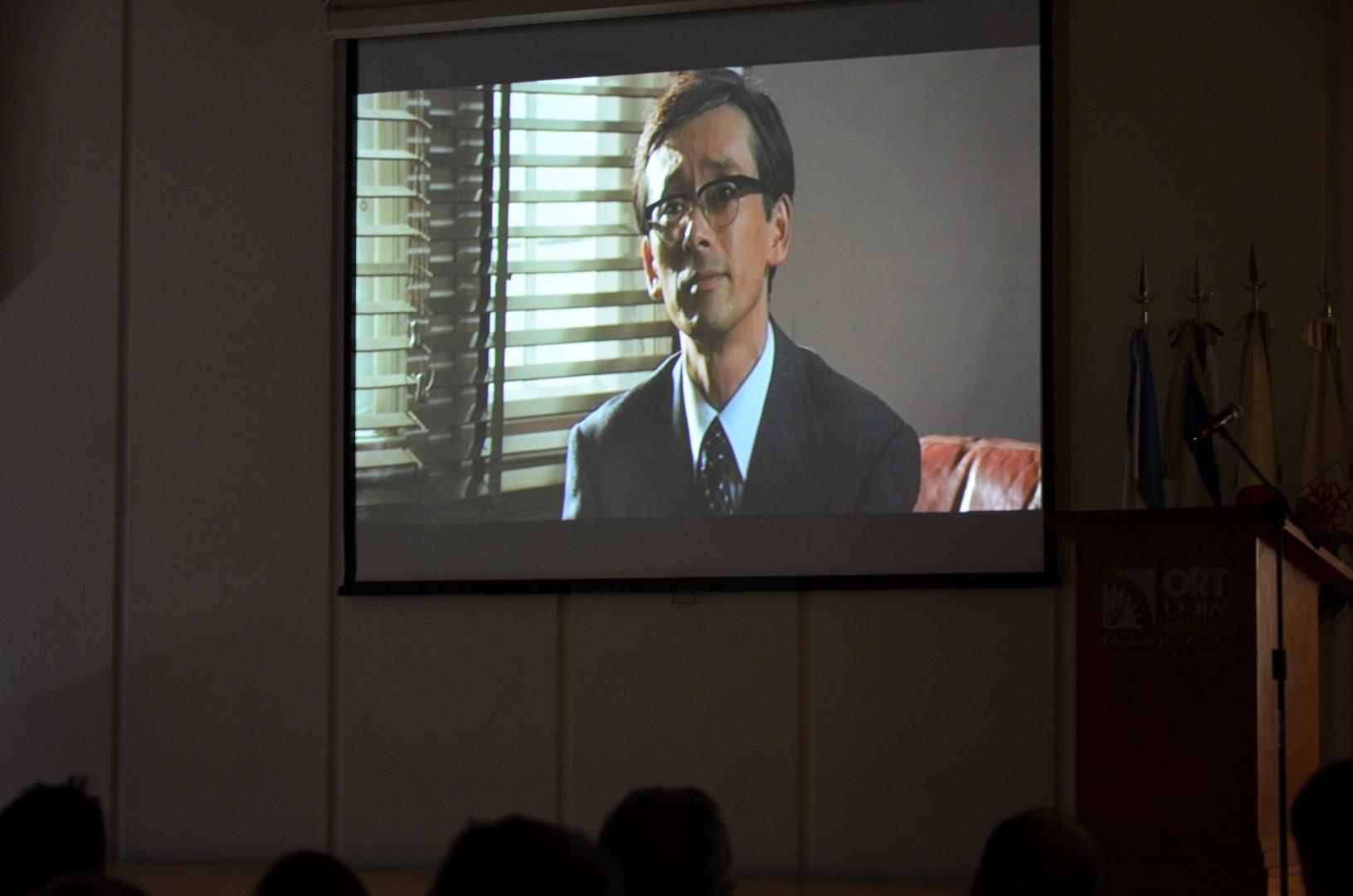 Actividad integradora con la comunidad japonesa
