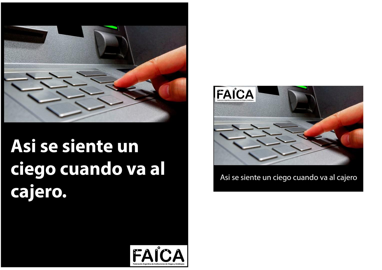 Los chicos de Diseño Industrial realizaron una original campaña que invita a reflexionar