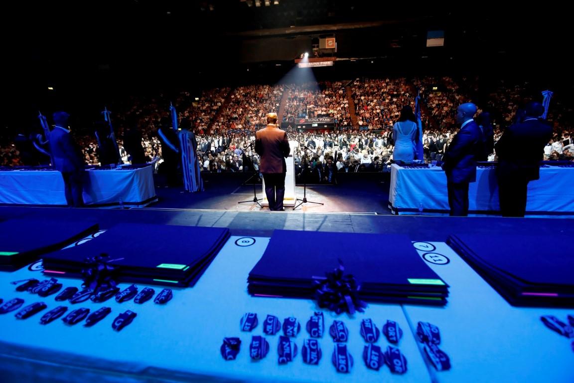 Acto de Egreso 2017: el Estadio Luna Park vivió una noche única