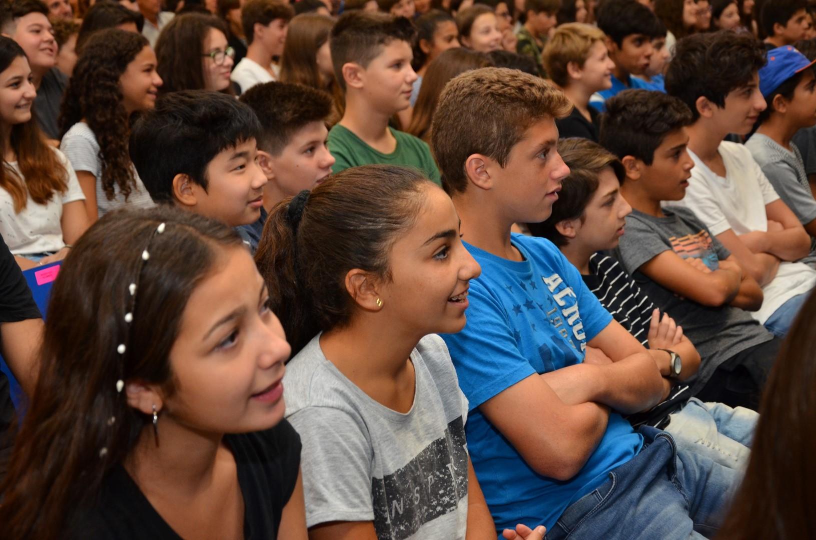 Comenzó el ciclo lectivo 2018 de la Escuela Secundaria con nuevos proyectos y muchas expectativas