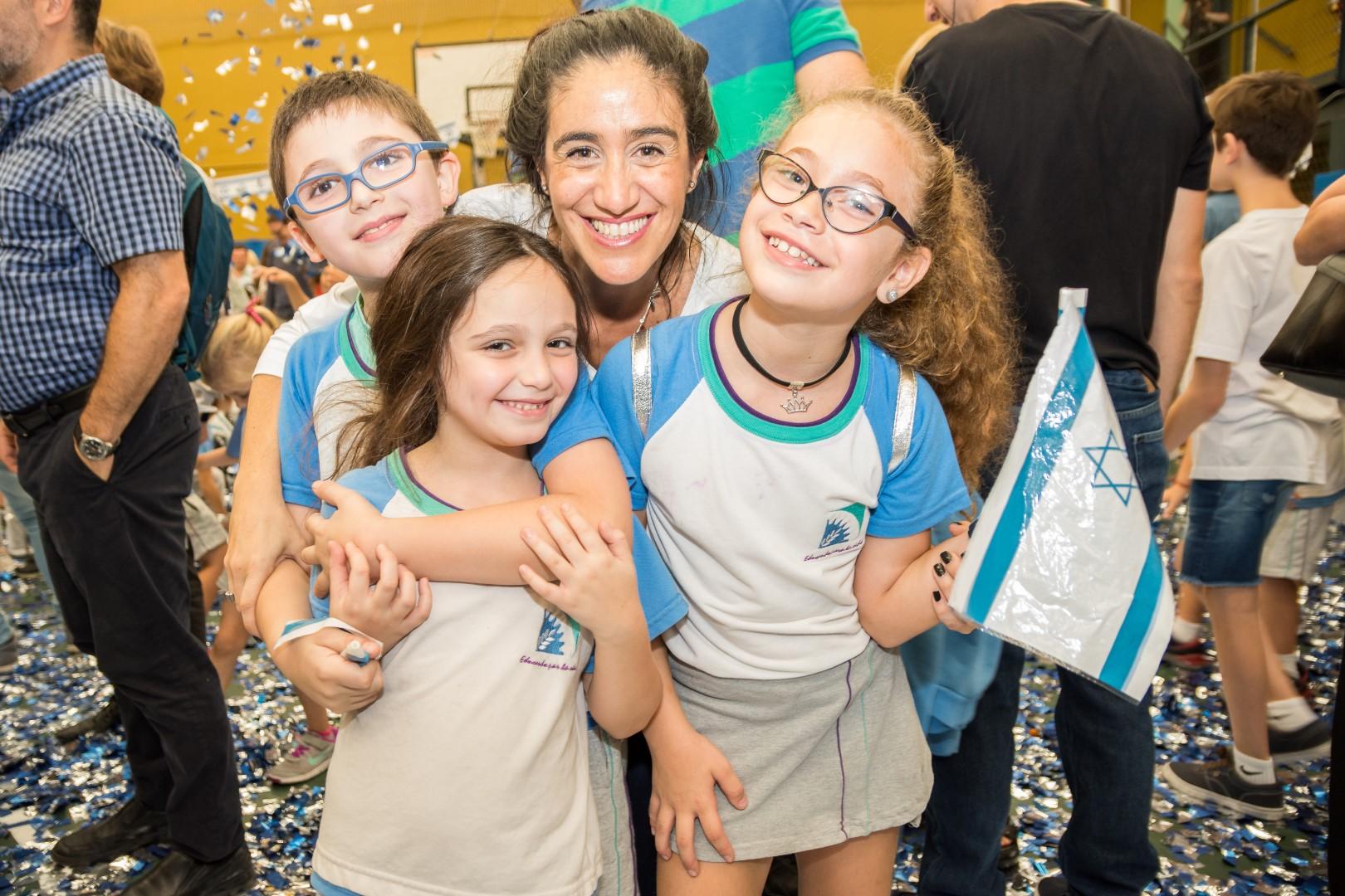 ¡Gran celebración por el 70° aniversario de la Independencia de Israel!