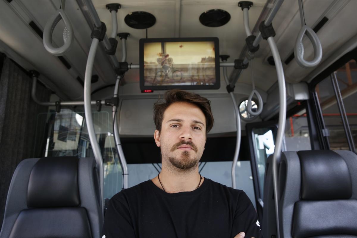 Dan Koltan de MediaBusTV