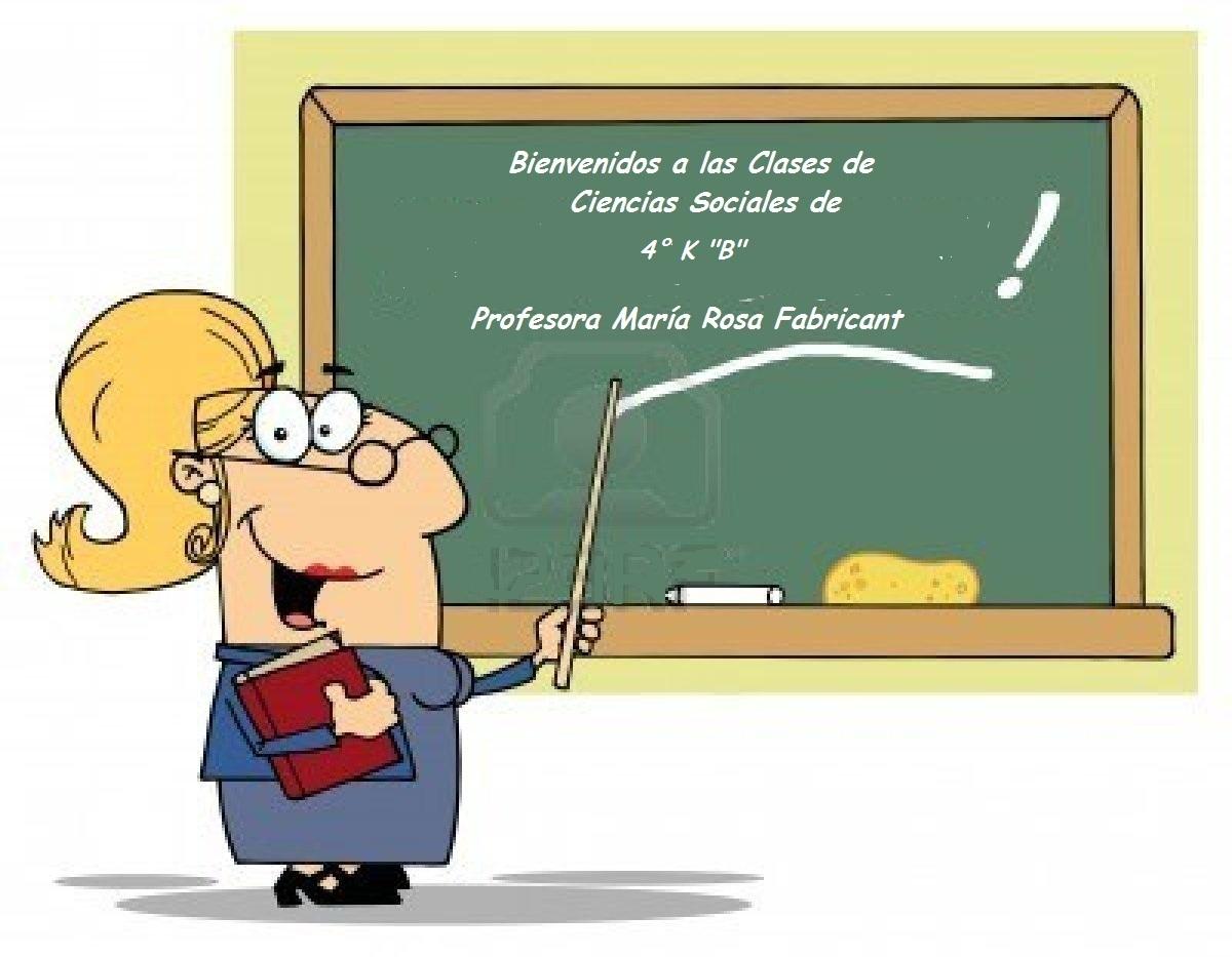 Clase De Ciencias Sociales