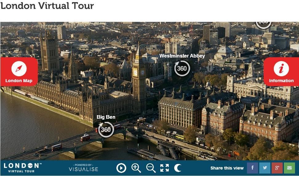 London Visit Tour
