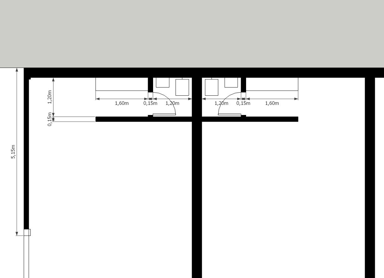 Planos base para local comercial construcciones campus for Planos de locales