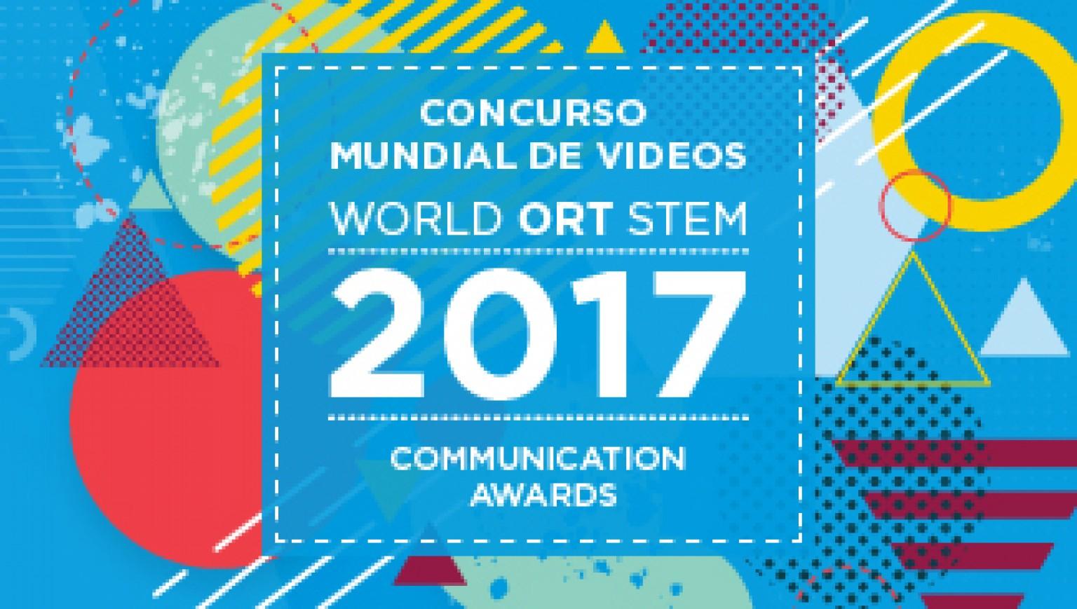 World ORT STEM Communication Awards