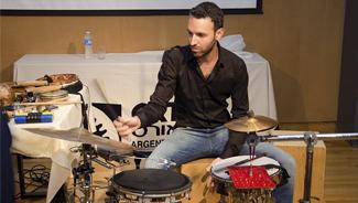 Workshop de percusión con Marcelo Woloski