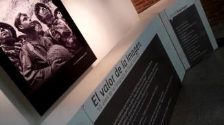 """""""El valor de la imagen"""", a 50 años de la fotografía de David Rubinger"""
