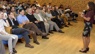 Smart Vehicles, conferencia de Norma Sosa en el Instituto de Tecnología