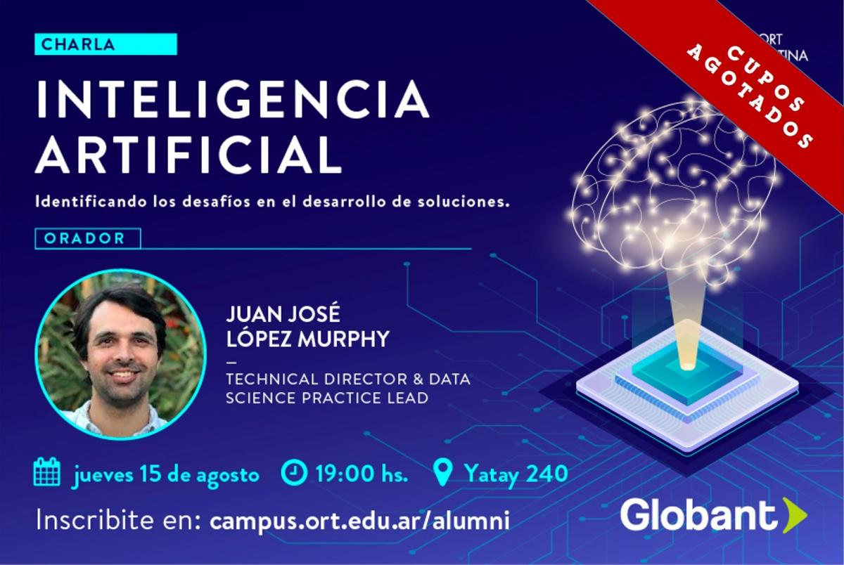 Charla Inteligencia Artificial